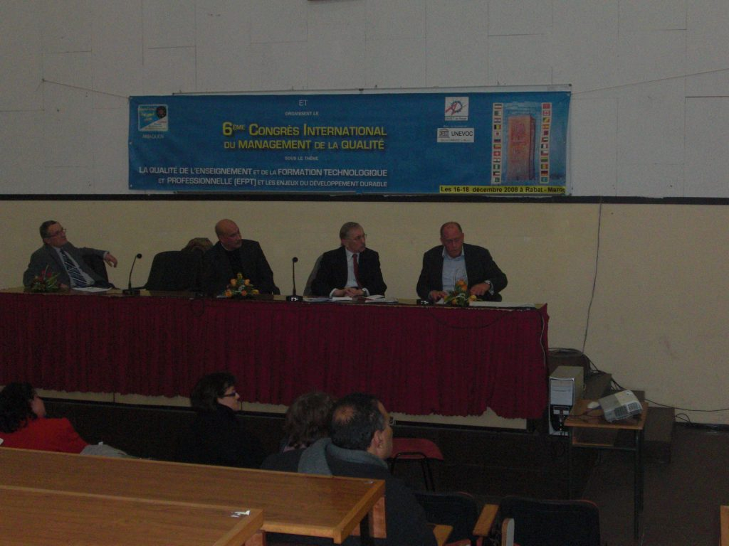 cimqusef is the conference of Quality Education